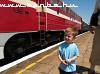 The second youngest railfan