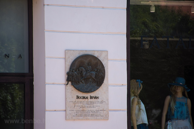 A memorial of Bocskai Istvá photo