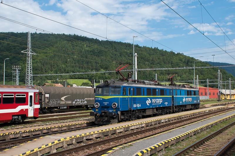 A PKP Cargo ET41 182-8 Marg fotó