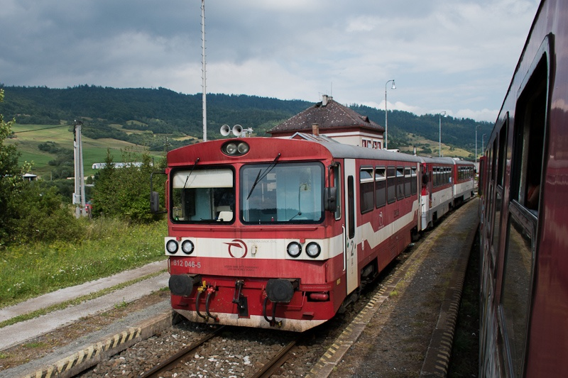 The ŽSSK 812 046-5 see photo