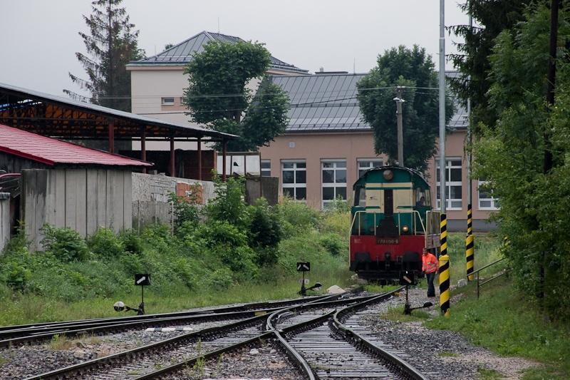 A ŽSSKC 770 058-6 Raje fotó