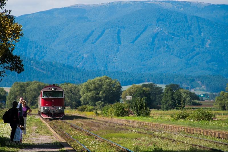 The ŽSSK 754  054-5  V photo
