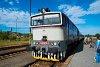 A ŽSSK 754 003-2 Feled állomáson