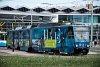 KT8D5 típusú, alacsonypadlósított villamos Kassán