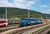 A PKP Cargo ET41 182-8 Margitfalva állomáson