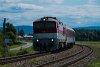 A ŽSSK 757 009-6 Jazernica és Znióváralja között