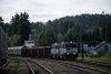 A ŽSSKC 756 009-7 Jánoshegy állomáson