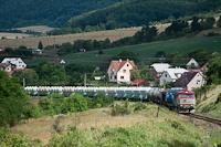 A ŽSSKC 751 192-6 Rásztony és Nyitrabánya között