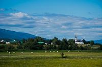 Ezt látni a másik irányba - Turčiansky Ïur temploma