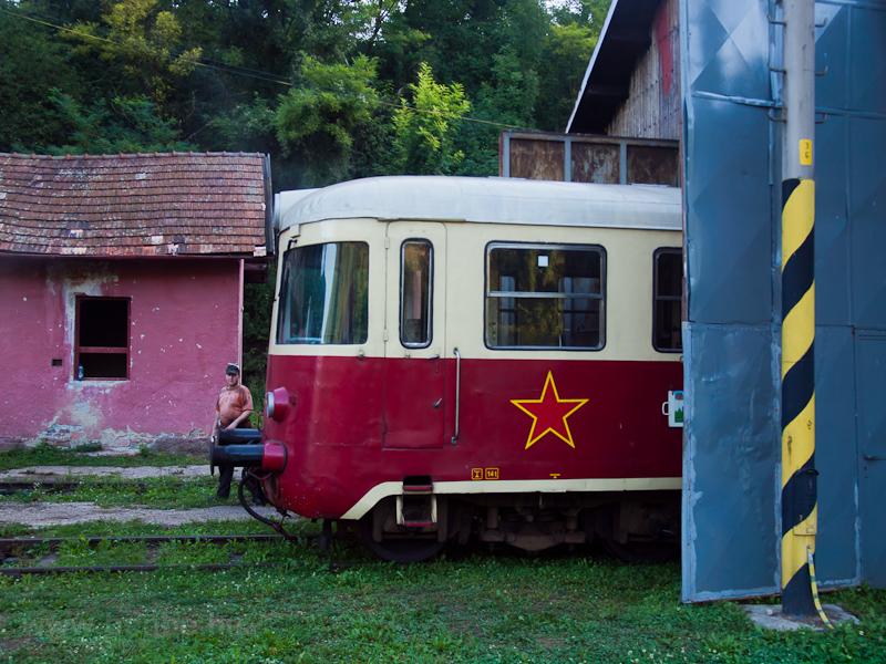 A ČSD M240 039 Tiszolc állomáson fotó
