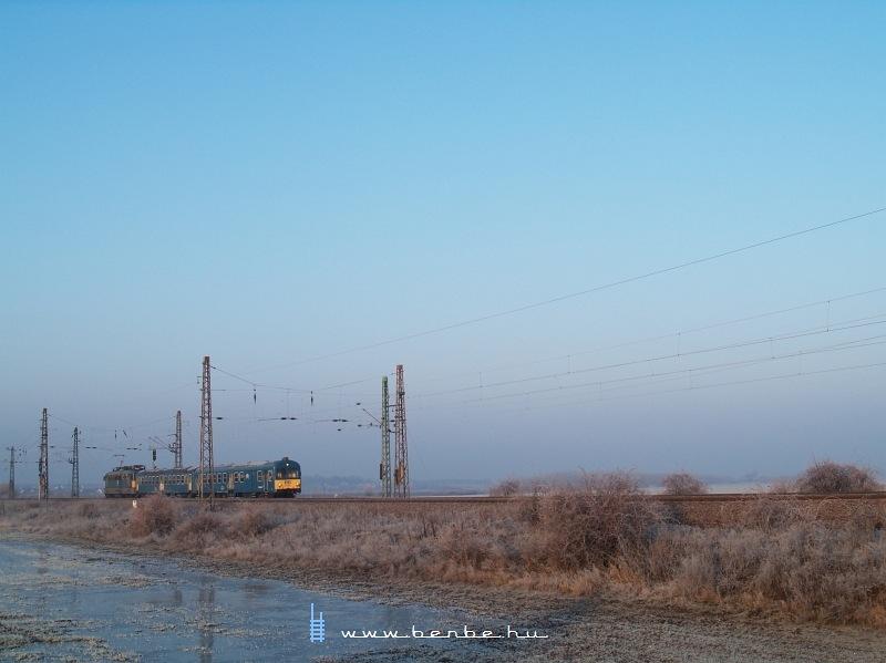 BDt 323 Vámosgyörkön fotó