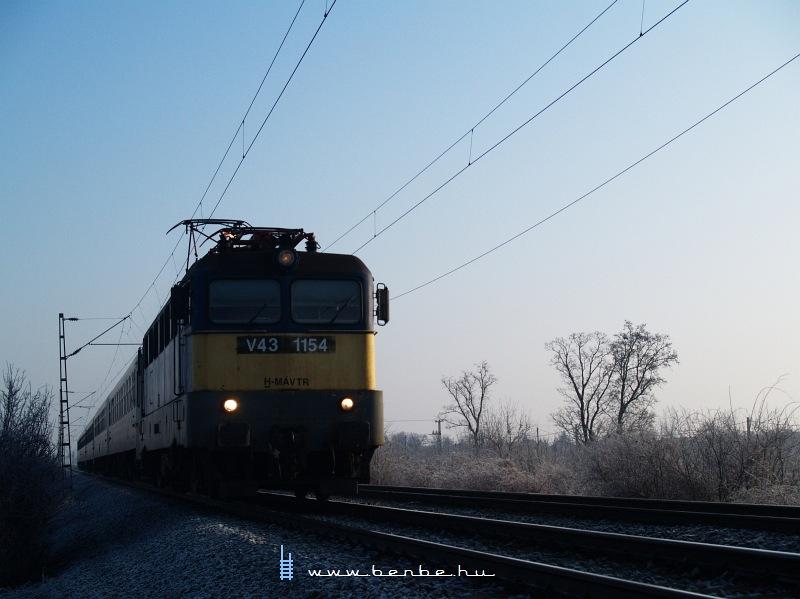 V43 1154 Adács és Vámosgyörk között fotó