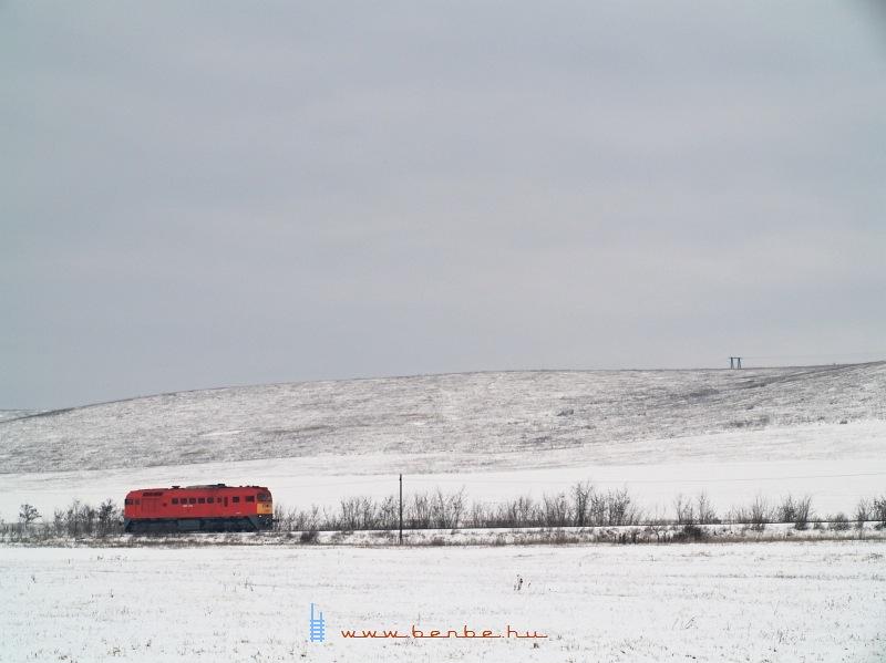 The M62 108 between Vizslás and Kisterenye-Bányatelep photo