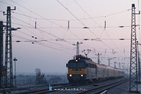V43 1101 a TVK InterCityvel Vmosgyrkn