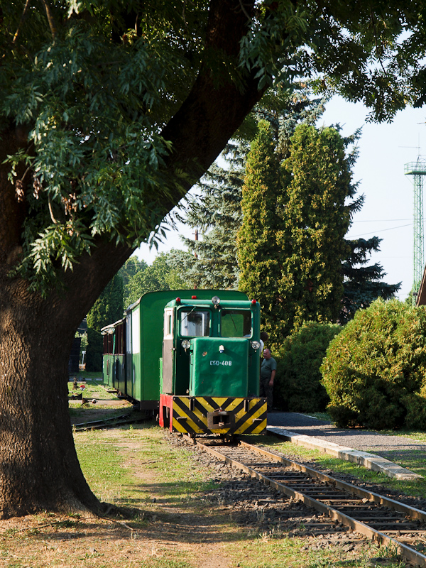 The little train of the Csö photo