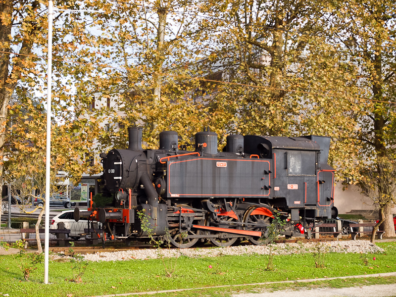 The 62-360 steam locomotive photo