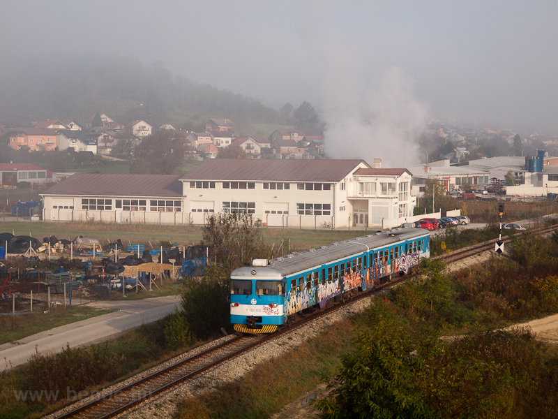 The HŽ 7 121 012 seen  picture