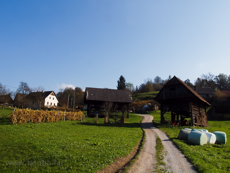 Slovenian cottages photo