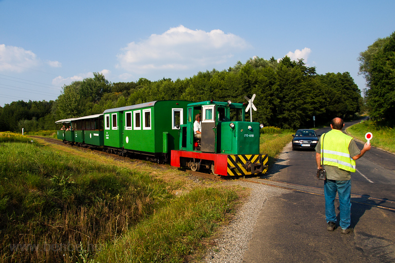 The little train of the Csö picture