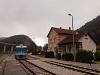 A HŽ 7 121 012 Đurmanec állomáson