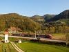 A SŽ 312 Desiro motorvonat Laško és Celje között