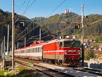 A SŽ 342 014 Laško és Rimske Toplice között