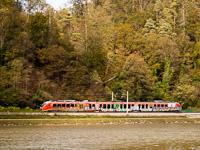 Szlovén 312 - 100 sorozatú villamos Desiro motorvonat Brestanica és Blanca között