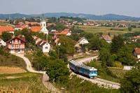 A HŽ 7121 008 Mađarevo és Podrute között