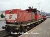 1063 040-8 képviselte a villamos tolatómozdonyokat a 150-éves Wörgli Fõpályaudvar tiszteletére rendezett ünnepségen