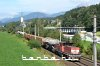 A light local freight train is arriving from Kufstein with 1063 040-8 on the lead