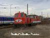 A 2067 075-8 pályaszámú gépet Wiener Neustadtban kapta lencsevégre Balla Krisztián,  pontosan 2008. 01. 12. -én