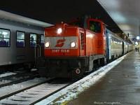 A 2067 103-8 pályaszámú gépről a kép 2007. 11. 16. -án készült Wien Westbahnhofon