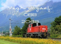 József Végh: The ÖBB class 2068 diesel shunter locomotives