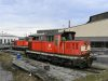 2008.01.12-én a Wiener Neustadti fűtőházban járt Balla Krisztián,ahol a