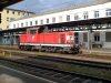 2068 013-8 p�lyasz�mu mozdony Graz Hbf.-on p�zol Tasn�di Tam�s kamer�ja el�tt 2007. okt�ber 7-�n