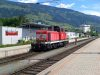 2006. május 16-án Tasnádi Tamás ottjártakor 2068 039-3-as mozdony Lienzben dolgozott