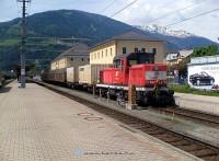 2006. m�jus 16-�n Tasn�di Tam�s ottj�rtakor 2068 039-3-as mozdony Lienzben dolgozott