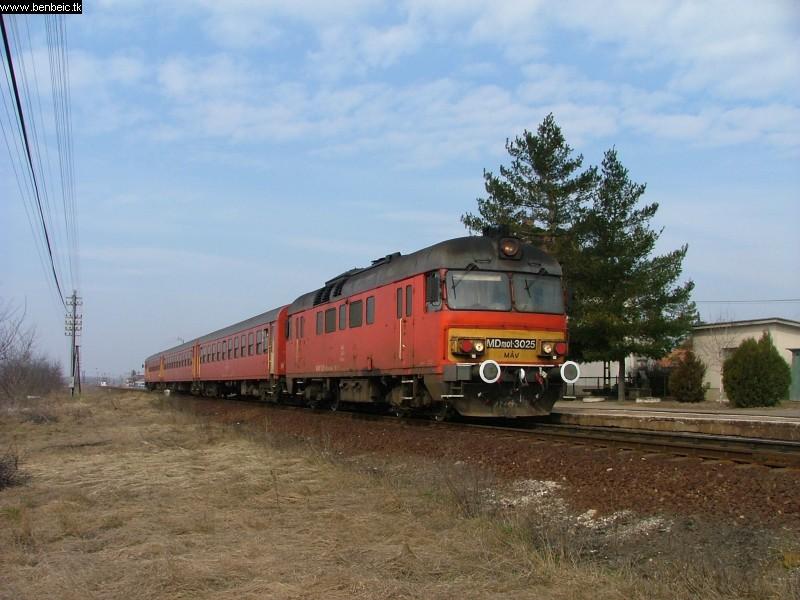 MDmot 3025 Egyeken fotó