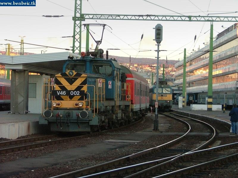 V46 002 tolat a Déli pu.-n fotó