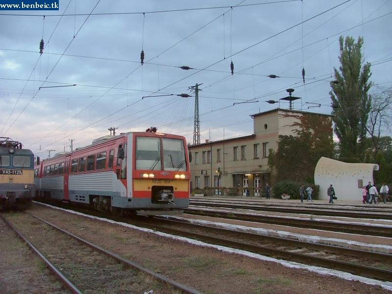 6341 002-1 Szajol állomáson fotó