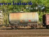23 80 735 5 592-8 two-axle tank car at Pestszentlrinc