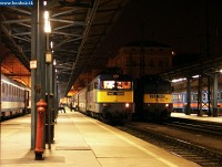 V43 1099 s 1347 hajnalban a Keleti pu.-n