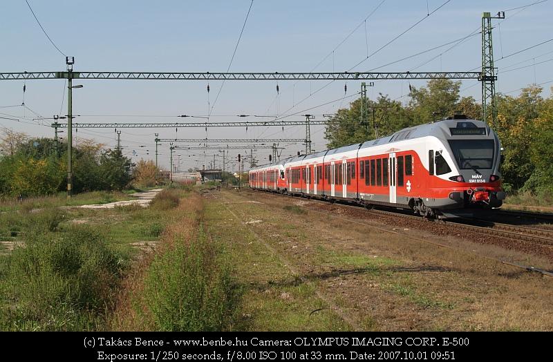 5341 013-0 Nagytétény állomáson fotó