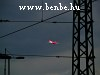 A tiny Helvetic.com plane departing from Ferihegy