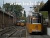 ICS villamosok Ferencváros kocsiszínben