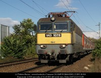 V43 1078 Kelenföld előtt