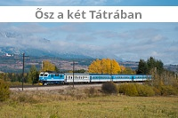 Autumn in the two Tatras