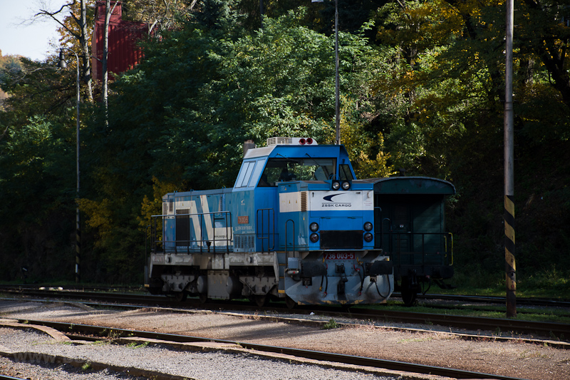 A ŽSSKC 736 003-5 Zóly fotó