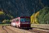 A ŽSSK 812 027-5 Zólyombrézó állomáson