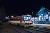 A ŽSSK 812 015-0 Tátralomnic állomáson